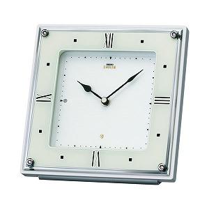 セイコークロック SEIKO CLOCK スタンダード 置時計 アナログ HW586W