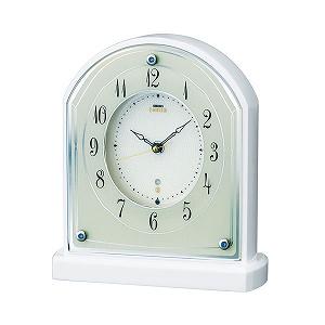 セイコークロック SEIKO CLOCK スタンダード 置時計 アナログ HW587W