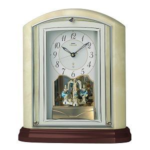 超特価 [正規販売店] セイコークロック SEIKO CLOCK スタンダード 置時計 アナログ HW590M