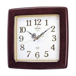 【SEIKO CLOCK】セイコー チャイム&ストライク 電波掛時計 RX211B