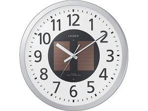 ソーラー電波掛時計 エコライフM807 4MY815-019