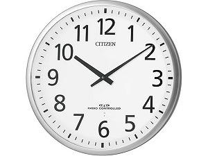 3電波対応電波掛時計 スリーウェイブM821 4MY821-019