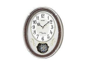 【SEIKO CLOCK】セイコー SEIKO からくり時計 電波時計 掛け時計 AM259B