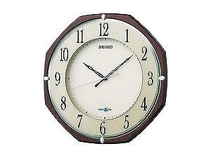 【SEIKO CLOCK】セイコー SEIKO 衛星電波時計 スペースリンク 掛け時計 GP207B