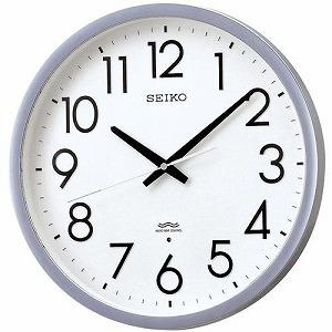 【SEIKO CLOCK】セイコー SWEEP スイープ 電波掛時計 KS265S
