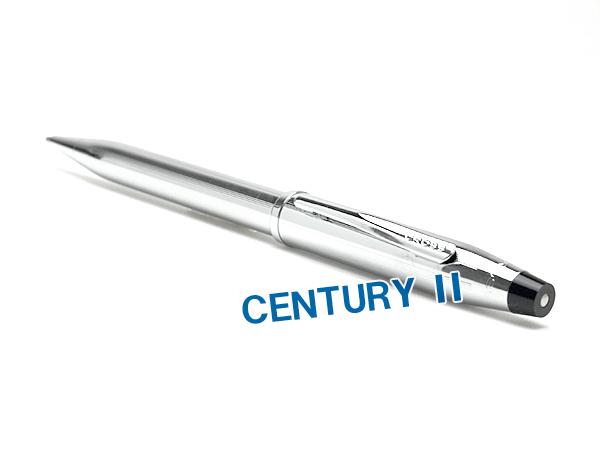 【CROSS】クロス CENTURY2 センチュリー2 ボールペン 油性 クローム CROSS3502WG 【メール便可能】【メール便の場合商品ボックス付属なし】