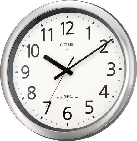 電波掛時計 オフィスタイプ パルウェーブM437 8MY437-019