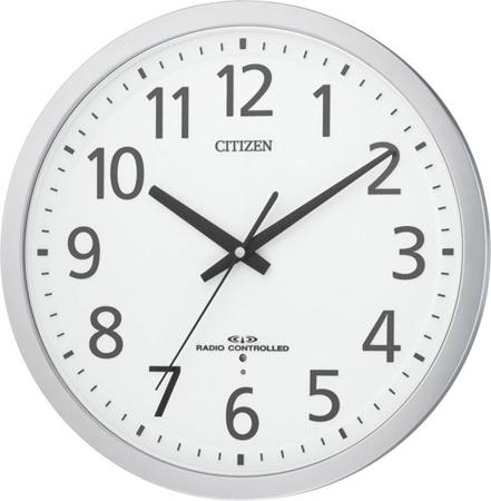 電波掛時計 オフィスタイプ スペイシーM462 8MY462-019