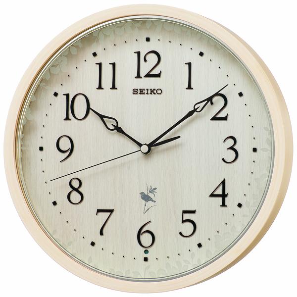 【SEIKO CLOCK】セイコークロック 電波時計 掛け時計 アナログ RX215A