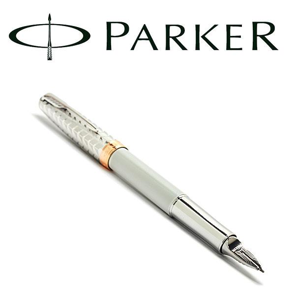 PARKER パーカー SONNET ソネット SO9759100 5th SO9759100 メタル&パールCT 万年筆でもボールペンもない、第5の筆記具 PK-SO-MPL-CT-5TH【メール便可能】【メール便の場合商品ボックス付属なし】