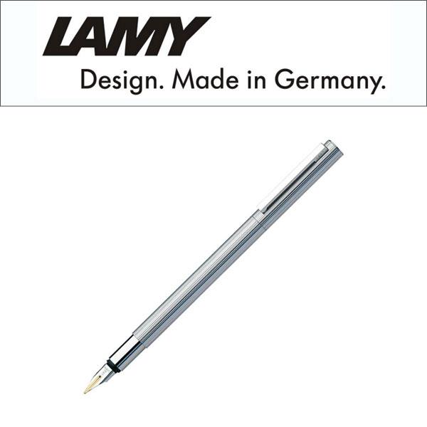 【LAMY】ラミー cp1 シーピー1 万年筆 両用式 ペン先EF~M プラチナコート L53 【メール便可能】【メール便の場合商品ボックス付属なし】