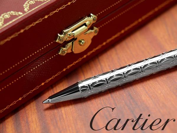 C DE CARTIER BALLPOINT PEN C do Cartier ball-point pen ST150185