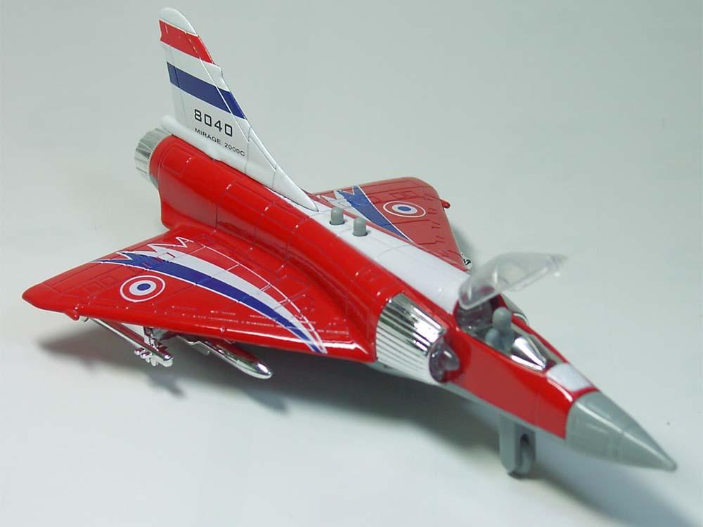 お見舞い 大人も子供も楽しめる飛行機おもちゃ 空を守る翼 戦闘機 ソニックミラージュ SONIC MIRAGE 驚きの値段で プルバック機能付 リアルサウンド効果音 ジェット機