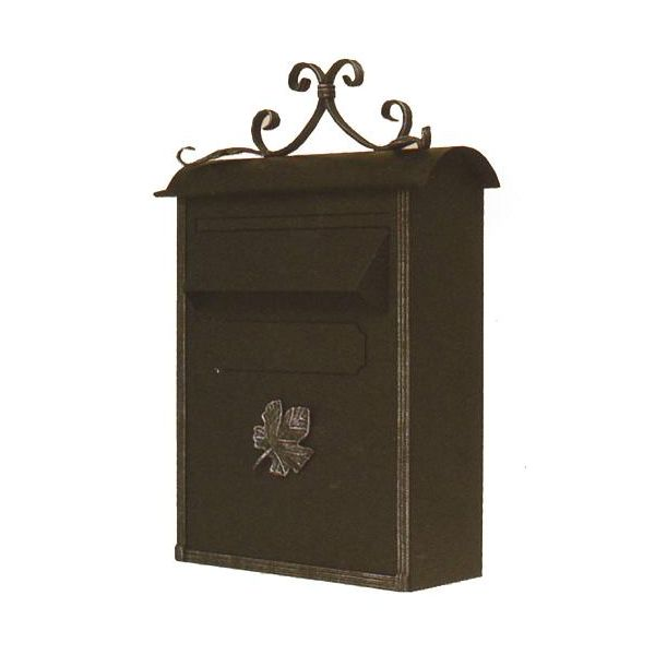 モダンな郵便ポスト メールボックス350U