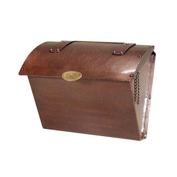 P-1 トラディショナルな郵便ポスト 銅製ポスト