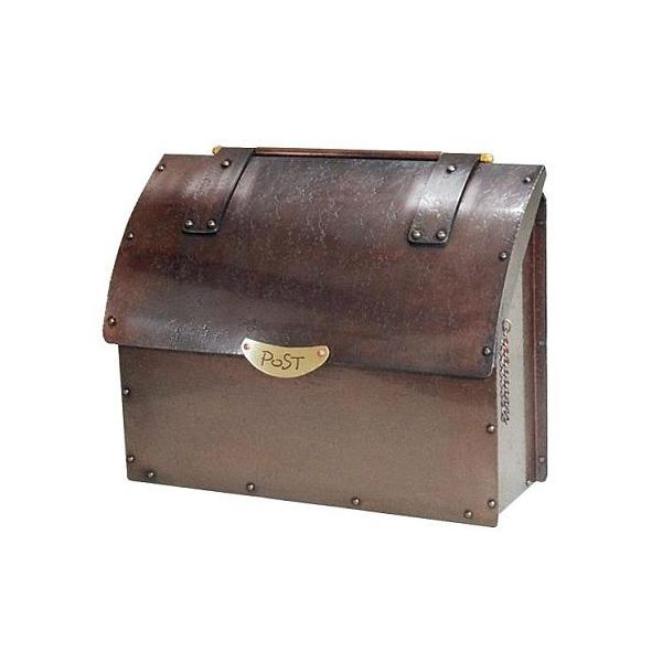 P-2 トラディショナルな郵便ポスト 銅製ポスト