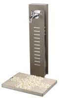 立水栓・水栓・蛇口シリーズ 立水栓ユニット 水凛 セット ※代引交換不可※