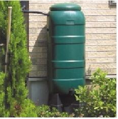 雨水タンク 100Lタンク本体 ビーグリーン Be Green 英国製 【雨水タンク助成金対応店】