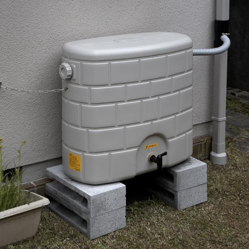 雨音くん 120Lセット タキロン 雨水タンク※工場ダイレクト商品の為代金引換不可