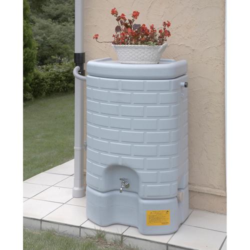 雨音くん 200Lセット タキロン 雨水タンク※工場ダイレクト商品の為代金引換不可