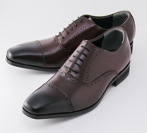 【送料無料】紳士靴 texcy texcy luxe(テクシーリュクス) TU-801 アシックス バーガンディ ビジネスシューズ バーガンディ アシックス, リブウェル:6dc39577 --- sunward.msk.ru