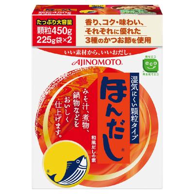 味の素 ほんだし 450g まとめ買い(×12)|4901001257980:調味料(c1-tc)