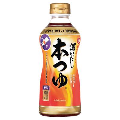 龜甲萬 濃出汁本醬油