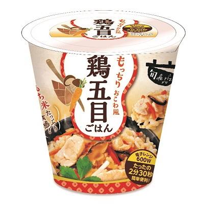 幸南食糧 旬デリ 鶏五目ごはん 160g まとめ買い(×12)|4986869001272(tc)