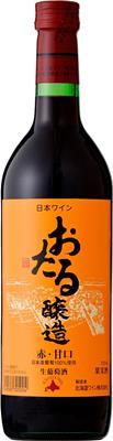 【エントリーでポイント5倍! 11/1 0:00 - 12/1 9:59まで】北海道ワイン おたる赤 甘口 720ml まとめ買い(×12)|4990583305004(tc)(cs012)