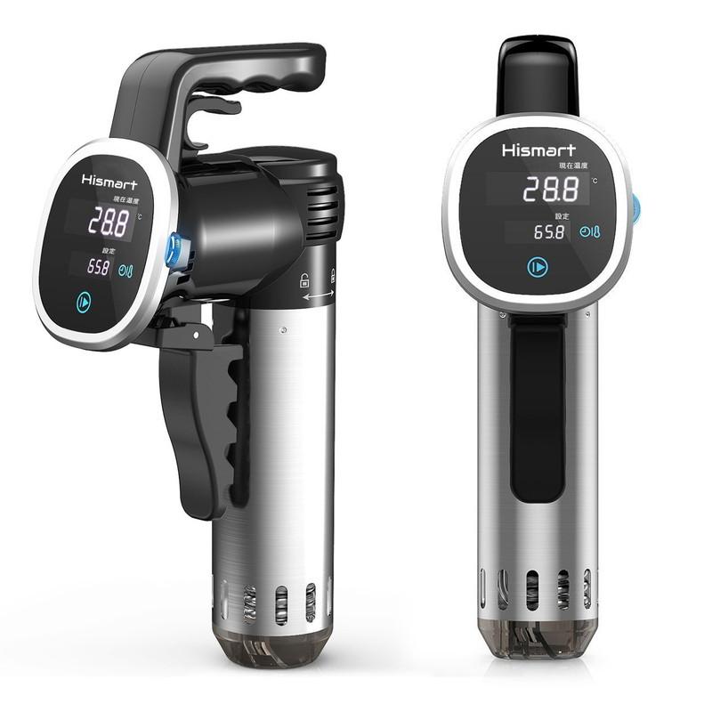 ハイスマートジャパン 低温調理器 HS-V01A Viande プロ仕様 ステンレス製 スロークッカー【送料無料】|4589818540091