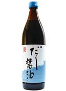 だし醤油 900ml 鎌田醤油|4960003350013:食品(出c2-tc)(寄5032)