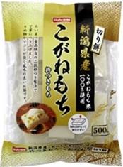 StyleONE 新潟県産こがねもち 切餅 500g まとめ買い(×12)|4902635977589(dc)