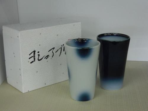 砥部焼 陶磁器 磁器 器 カップ 愛媛 ヨシュア工房 フリーカップ 大セット 焼き物 おみやげ 高品質 2020モデル お土産 食器 とべ 白磁 砥部 やきもの
