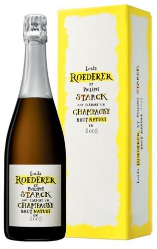 【★超目玉】 LOUISROEDERER edition Brut Nature edition Starck Starck 2009 LOUISROEDERER|63038:ワイン, DINER:40ba9571 --- canoncity.azurewebsites.net