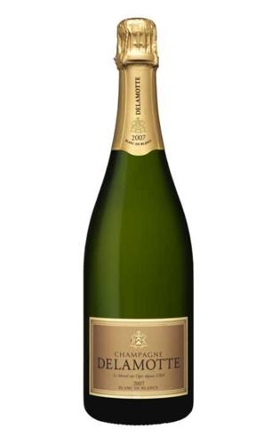 【エントリーでポイント10倍! ~12/11 1:59まで】DELAMOTTE Blanc de Blancs 2007|63048:ワイン