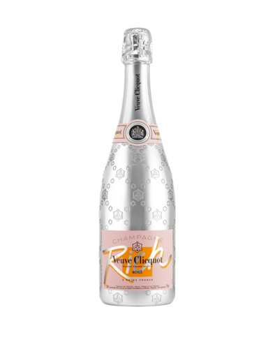 VEUVE CLICQUOT Rich Rose NV|63088:ワイン