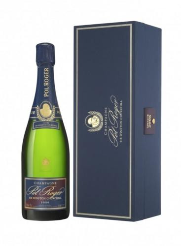 【エントリーでポイント10倍! ~12/11 1:59まで】POL ROGER Cuvee Sir Winston Churchill 2006 63098:ワイン