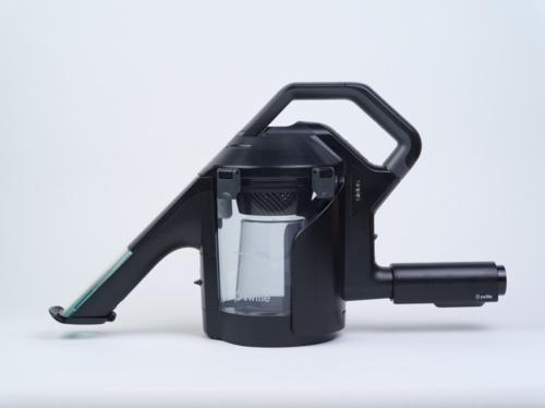 【エントリーでポイント5倍! ~11/10 23:59まで】シリウス 水洗いクリーナーヘッド switle スイトル 掃除機 ブラック SWT-JT500 (K) 【送料無料】|4562496250179