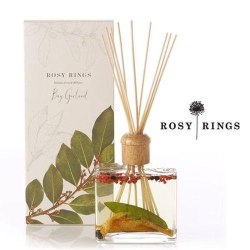 【送料無料】ROSY RINGS ボタニカル リード ディフューザー ≪ベイガーランド≫ ロージーリングス 【あす楽対応】