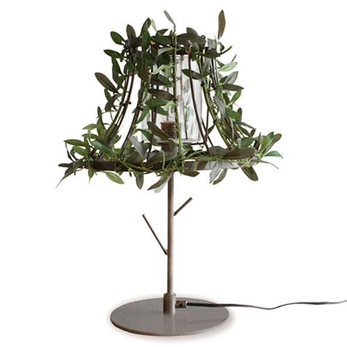 【送料無料】 Foresti Iron (フォレスティ アイアン) テーブルランプ / デザイナーズ照明