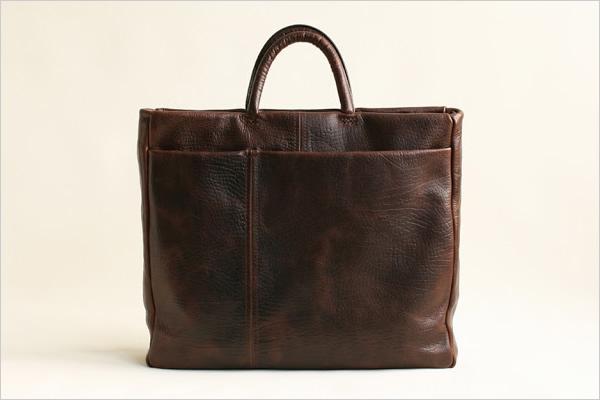 m+ エムピウ TENERA テネラ ビジネス トートバッグ 本革 かばん 鞄 タンニンなめし バッグ