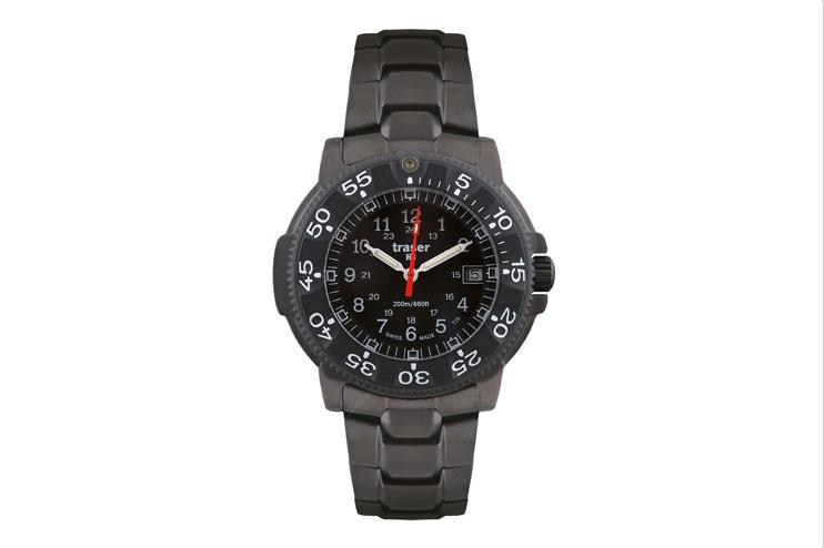 traser トレーサー 腕時計 BK STORM PRO Steel P6504.330.35.01