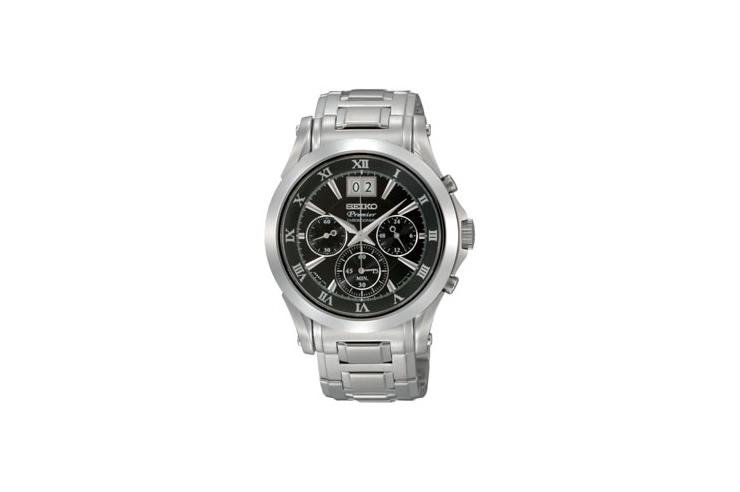 SEIKO セイコー Premier プルミエ メンズ クロノグラフ 腕時計 SCJE001 Men's ウォッチ うでどけい クロノ【02P11Apr15】
