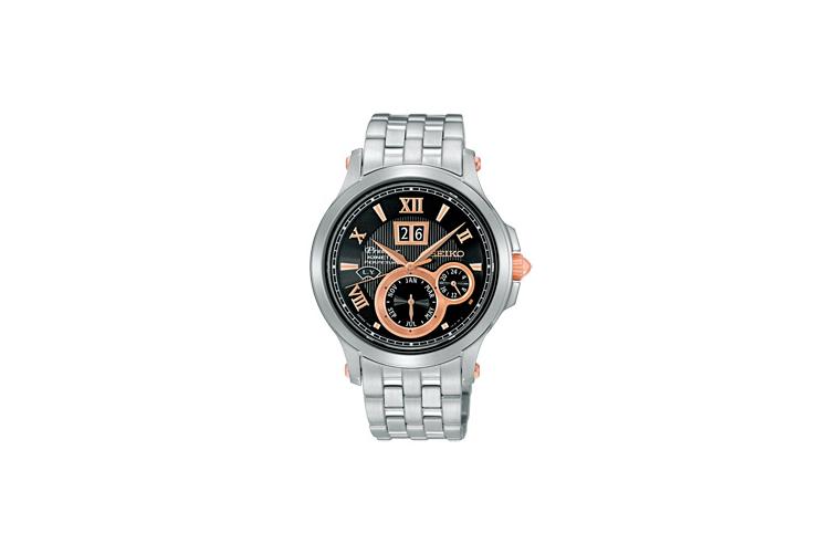 SEIKO セイコー Premier プルミエ メンズ キネティック パーペチュアル 腕時計 SCJV005 Men's ウォッチ うでどけい【02P11Apr15】