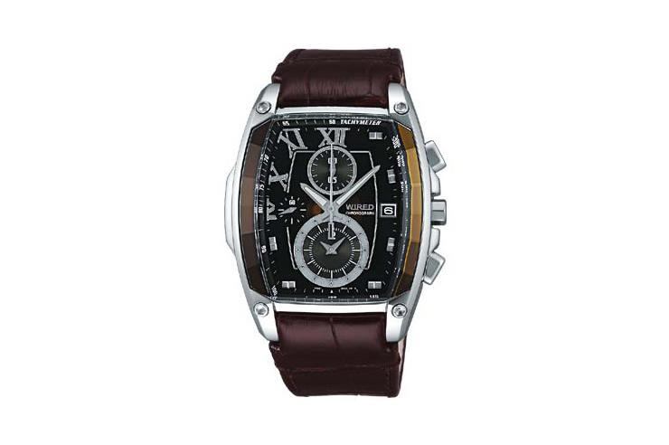 SEIKO セイコー WIRED ワイアード クロノグラフ 腕時計 AGAV039 メンズウォッチ REFLECTION MENS うでどけい【02P11Apr15】