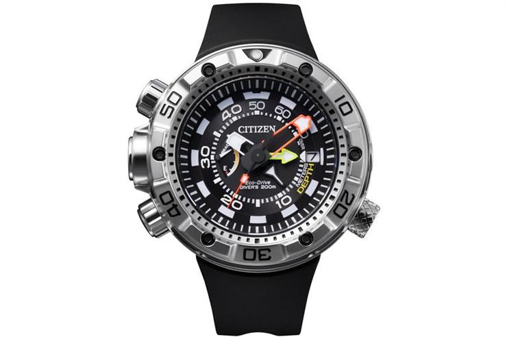 CITIZEN シチズンBN2021-03E 『プロマスター』 エコ・ドライブ アクアランド 腕時計 うでどけい ウォッチ メンズ MENS【02P11Apr15】