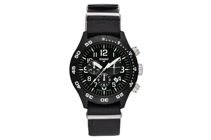 トレーサー Officer Chronograph Pro P6704.4A3.I2.01 メンズ腕時計 クロノグラフ ポイント10倍 送料無料