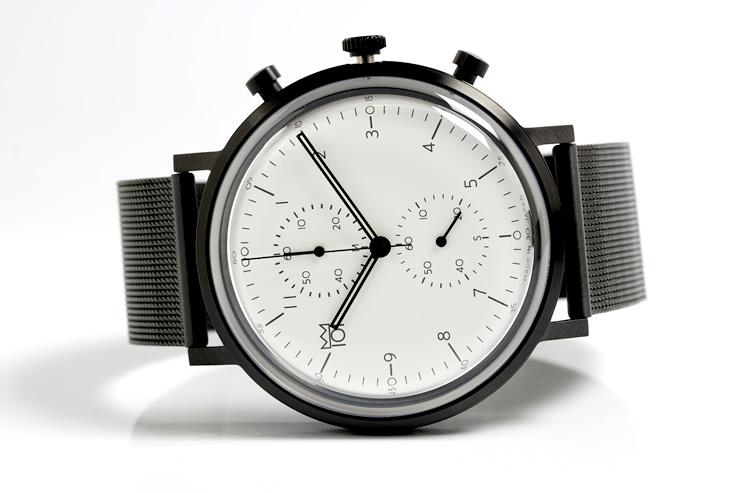 日本製 HYAKUICHI 101 ヒャクイチ センタークロノグラフ スモールセコンド モデル メンズ メイドインジャパン 腕時計 ウォッチ