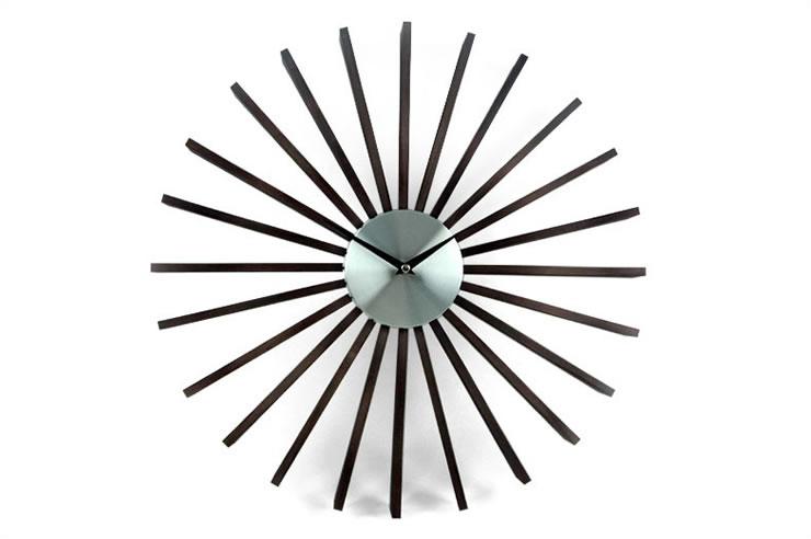 【4/25限定 ポイント最大12倍】Grorge Nelson ジョージ・ネルソン 掛け時計 壁掛時計 ネルソンクロック フラッター ウォールクロック【02P11Apr15】