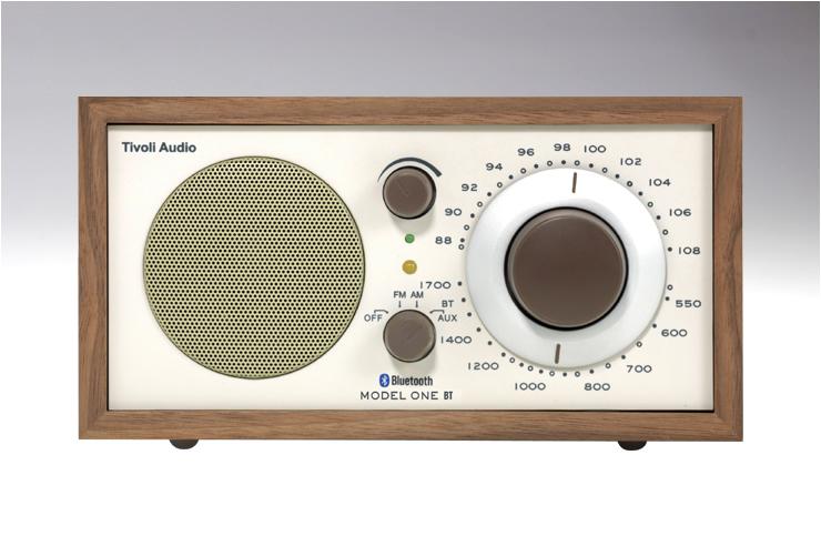 チボリオーディオ Model One BT/モデルワン ビーティー Bluetooth スピーカー